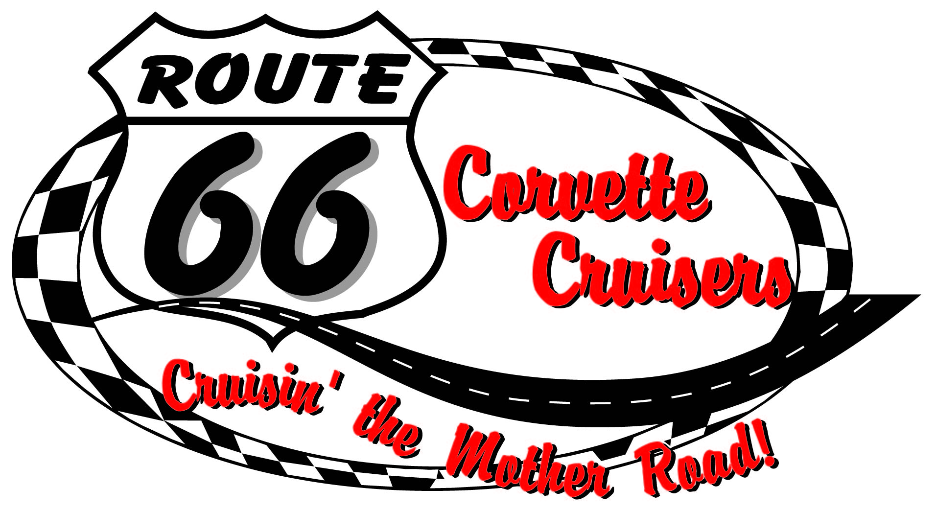Route 66 Corvette Cruisers