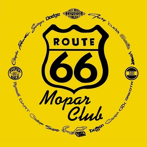 Route 66 Mopar Club